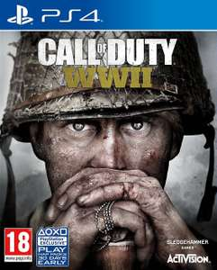 Call of Duty: WWII (PS4) für 21,51€ (Base.com)