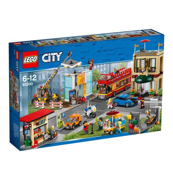 LEGO City - Hauptstadt (60200)