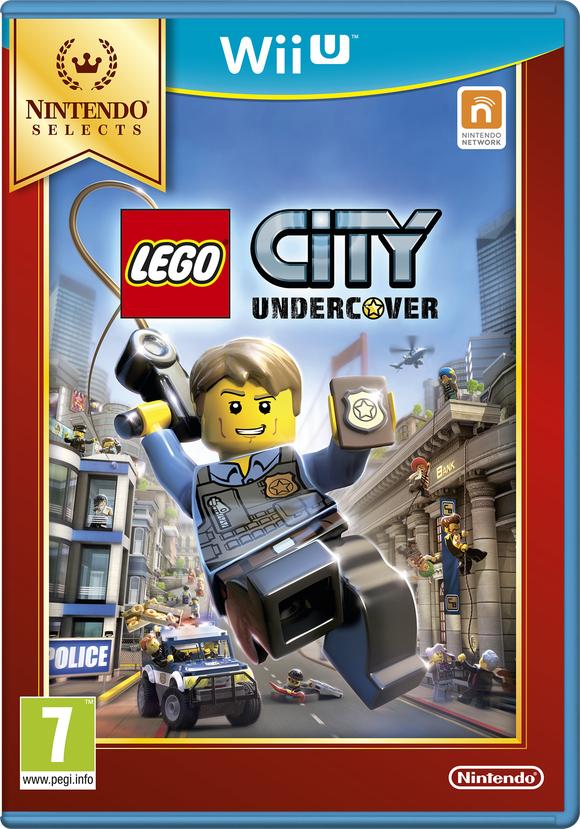 LEGO City Undercover (WII U) für 9,99€ (Coolshop)