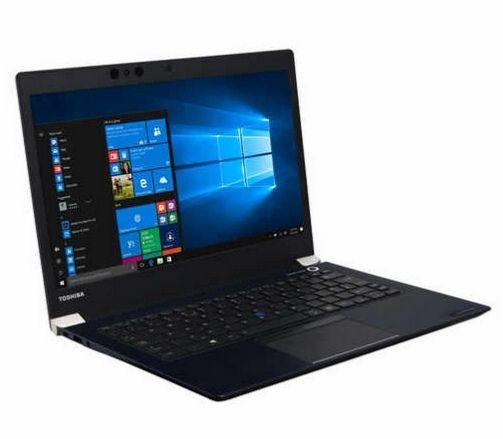 "Toshiba Portégé X30-D-19E Ultrabook 13,3"" Full HD IPS, Intel Core i5-7200U, 8GB DDR4, 256GB PCIe SSD, Win10 Home"
