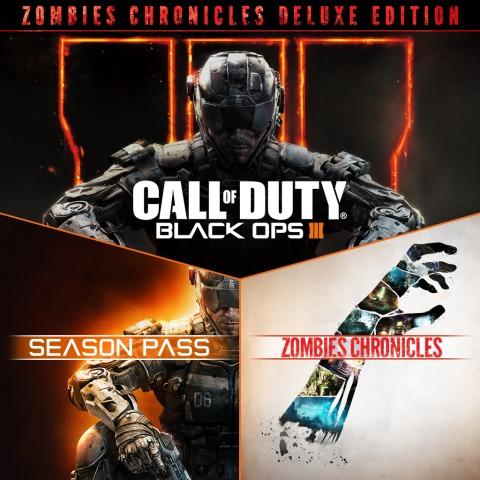 [PSN] Call of Duty®: Black Ops III - Zombies Chronicles Deluxe (Hauptspiel Season Pass uvm.)