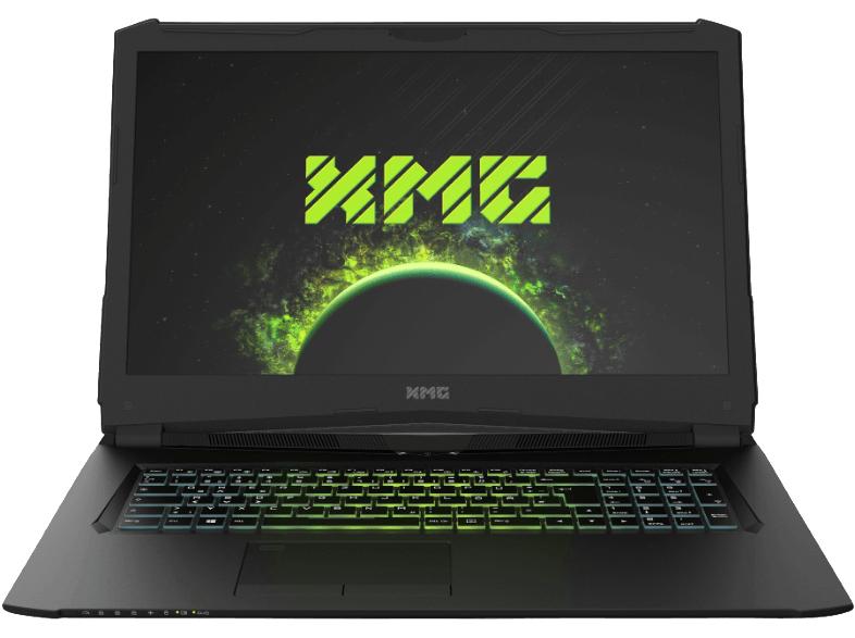 """[Media Markt] Schenker XMG PRO 17 - L17tbr - 17,3"""" Full HD Gaming Notebook (IPS, i7-7700HQ, 16GB DDR4, 1TB HDD + 250GB M.2 PCIe SSD, GTX1070 8GB, HDMI, 2x Mini DisplayPort, Thunderbolt 3, 3.10kg, Win10, bel. Tastatur, NVIDIA G-Sync)"""