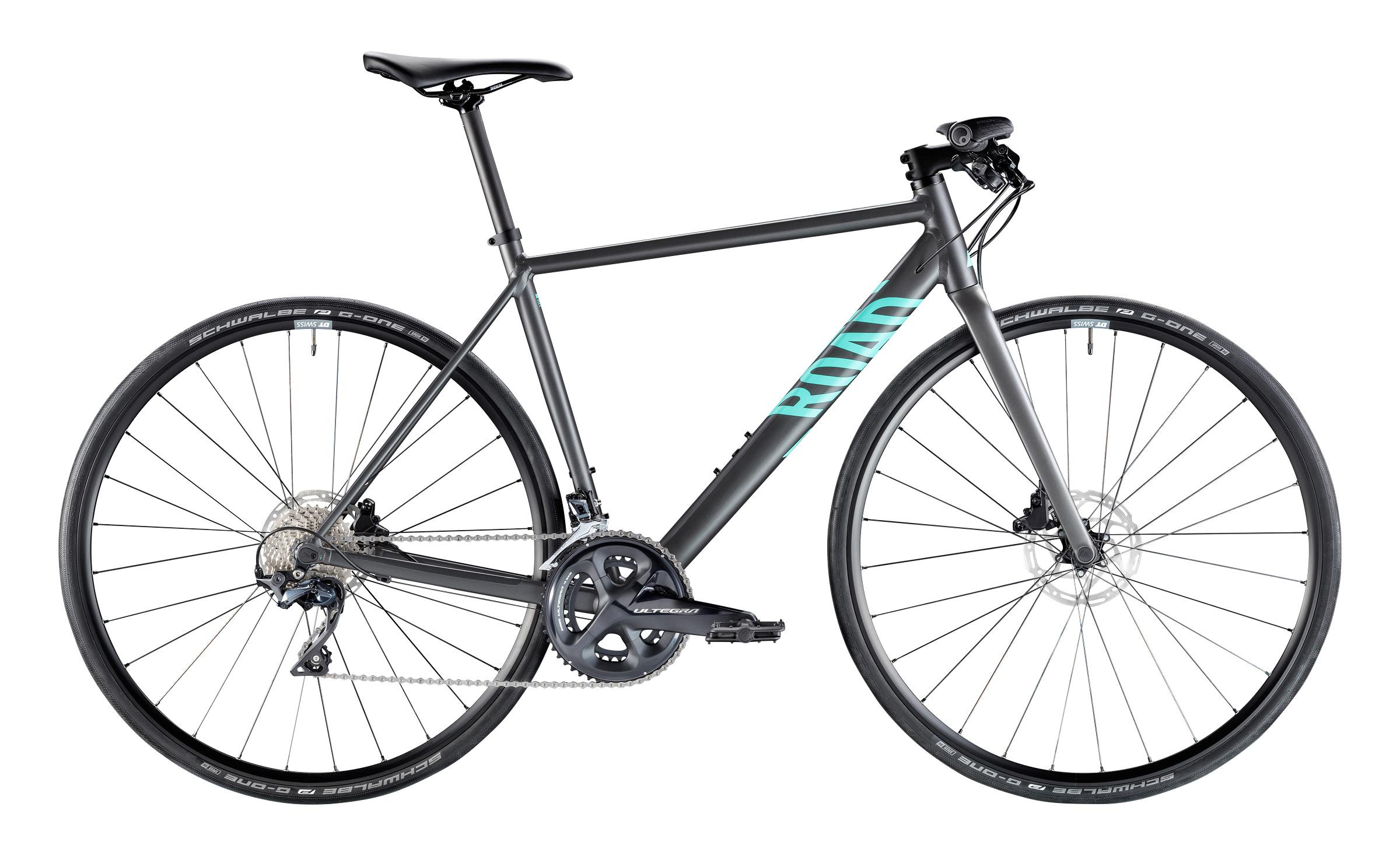 CANYON ROADLITE AL SL 8.0; 2018 Fitnessbike mit ULTEGRA Ausstattung inkl. Versandkosten