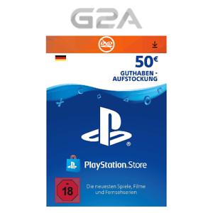[Ebay] 50€ Euro PlayStation Network Card