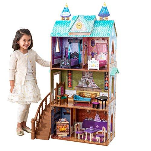 """KidCraft Frozen Puppenhaus """"Arendell"""" [Amazon]"""