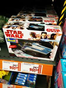 LOKAL REAL Bannewitz bei Dresden: Star Wars Revell Build & Play Resistance A-Wing Fighter