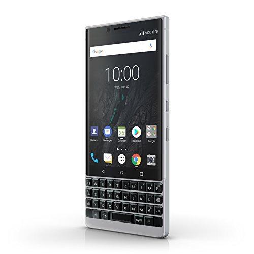 [Amazon] BlackBerry Key2 64GB Silber