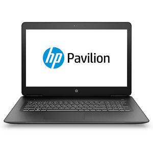 """Media Markt / @eBay] HP Pavilion 17-AB312NG - 17,3"""" Full HD Notebook (i5-7300HQ, 8GB RAM, 128GB SSD + 1TB HDD, IPS, Nvidia GTX 1050 Ti 4GB, Win10, 2.85kg"""
