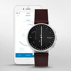 Skagen Connected Hybrid Smartwatch für 89€