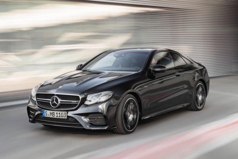 Mercedes E53 AMG 435 PS + 22 PS Coupé für 629€ (netto) für Gewerbekunden