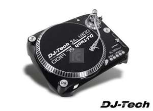 Direct Drive Turntable / Plattenspieler - DJ Tech SL1300 inkl. Versand - Normal Preis: 389€