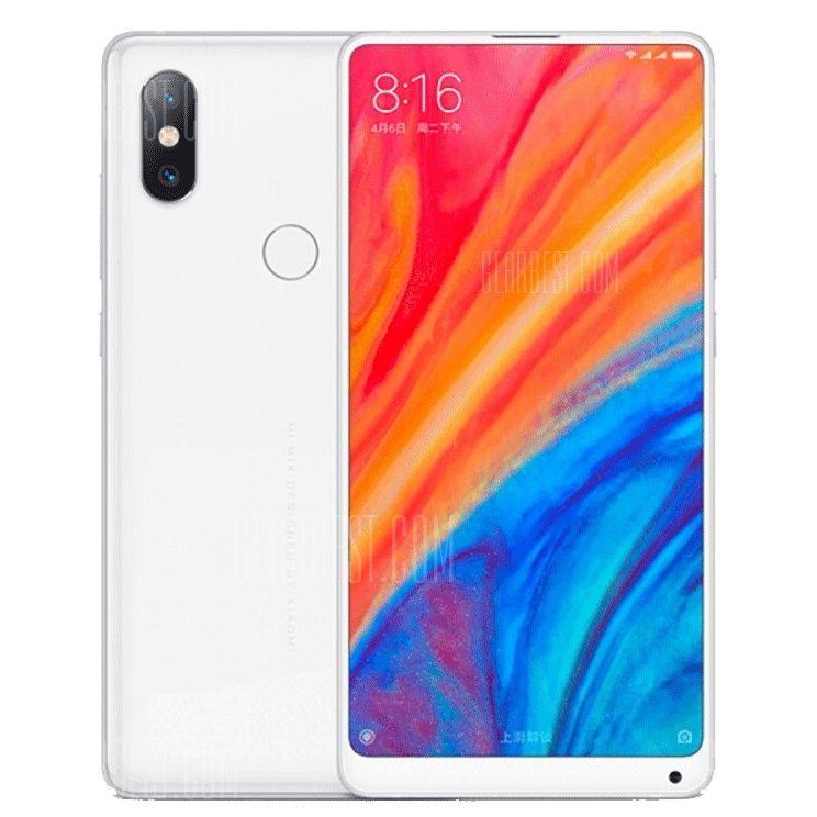 Xiaomi Mi Mix 2s globale Version weiß gearbest