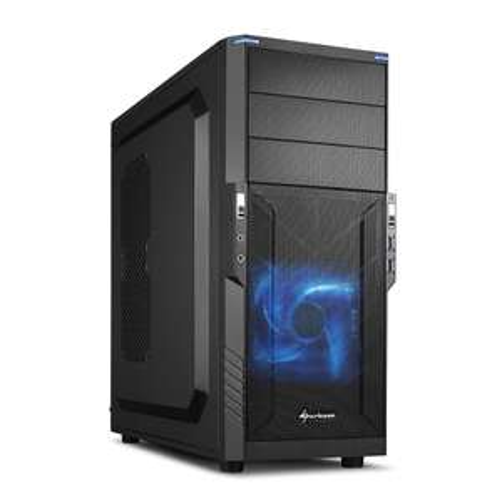 Gaming PC Ryzen 2200G, GTX 1070ti, 8GB RAM, 240GB SSD, 1TB HDD, MSI B450 Mainboard,Windows 10 Pro, inkl. Montage, Garantie und Versand