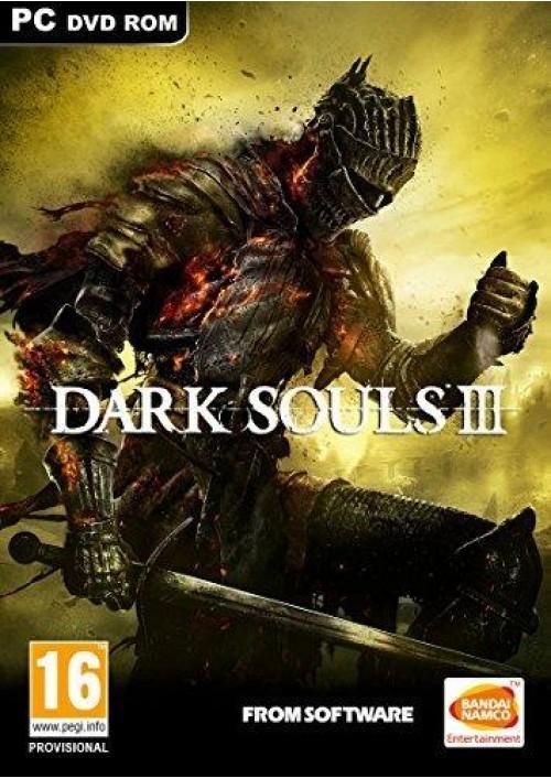 Dark Souls III (Steam) für 8,64€ (CDkeys)