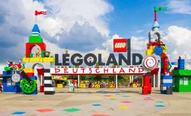 Eintritt für 4 Personen ins Legoland Deutschland bis zum Saisonende am 4. November