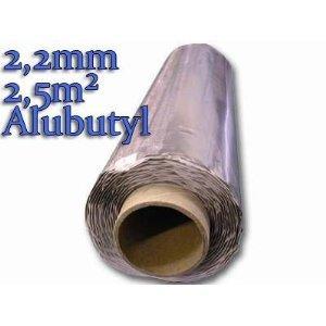 CarHifi Dämmung 2,5m² Alubutyl mit ~50% Rabatt
