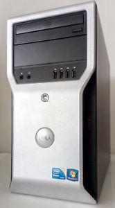 Dell Precision T1600 (Xeon E3-1225, 4GB RAM, 1TB HDD, Nvidia Quadro 600, DVD-Laufwerk) für 84,95€ [gebraucht] [Ebay]