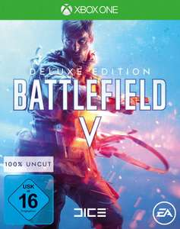 Battlefield V - Deluxe Edition (Xbox One Download Code) CDKeys 49,77€ alternativ MMOGA 51,40€