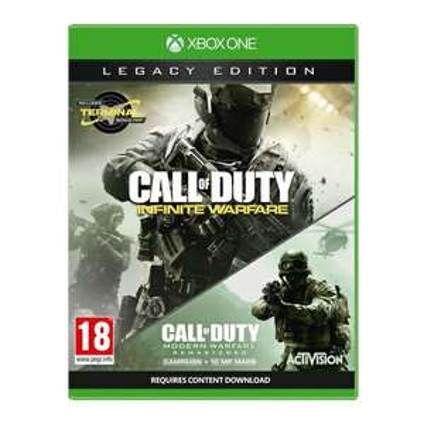 Call of Duty: Infinite WarfareLegacy Edition (Xbox One)