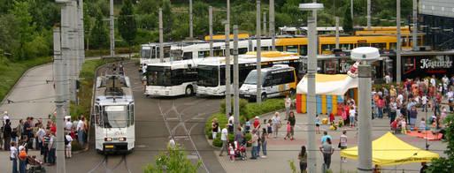 Eine Woche kostenlos Bus und Bahn [Gera]