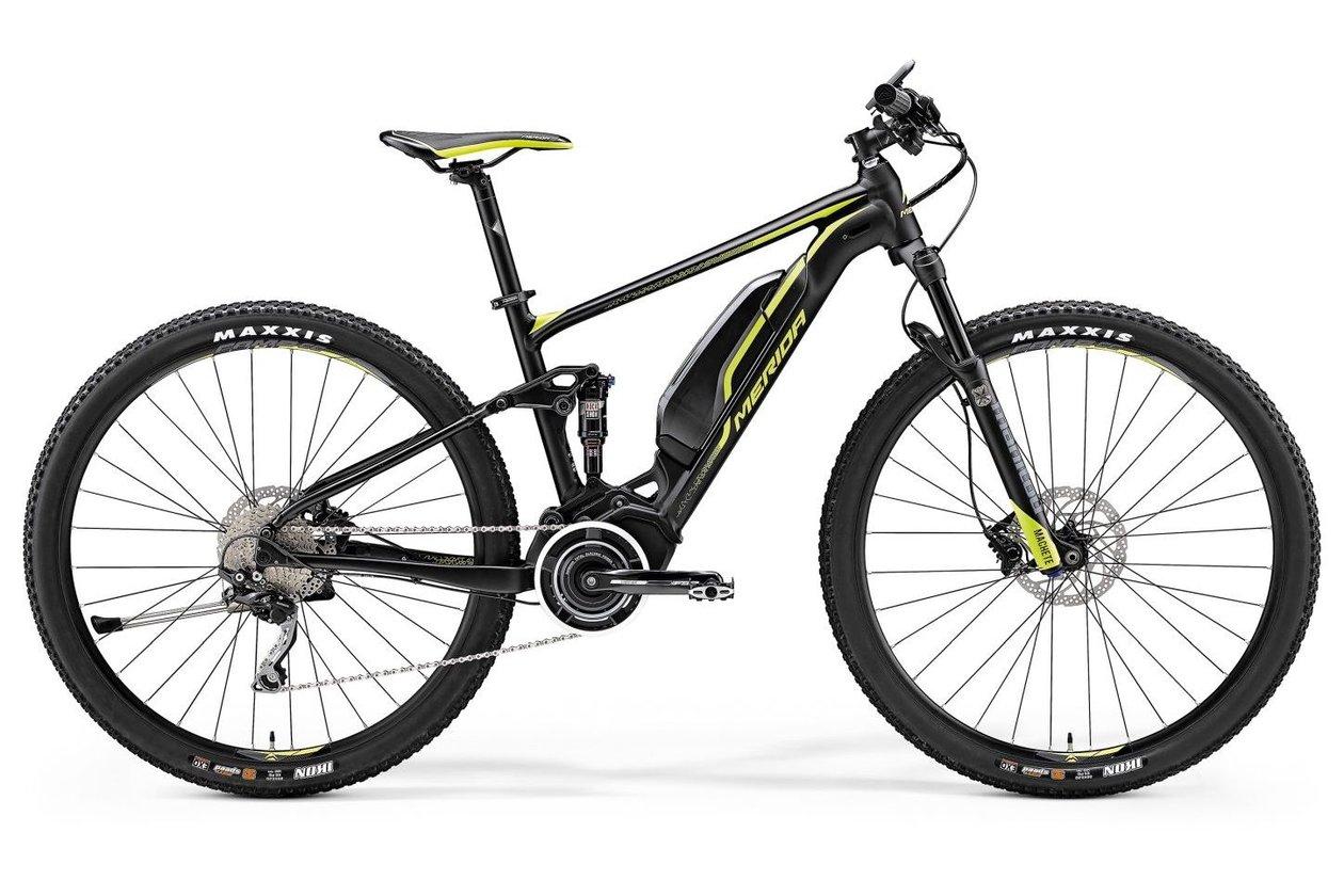 Merida eNinety-Nine 500 E-Bike Fully bei Fahrrad-XXL
