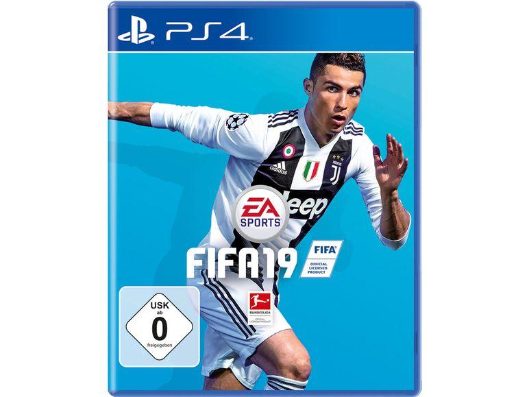 FIFA 19 (PS4) ab 28.09 bei Lidl Filiale und Online)