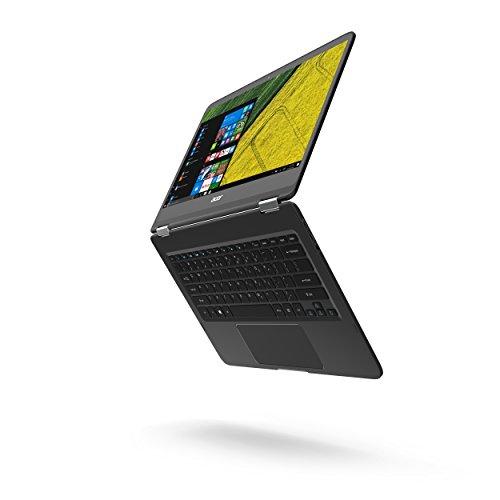 Erstmals unter 1.000 €: Acer Spin 7 LÜFTERLOSES Convertible 14 Full HD Laptop (Intel Core i7, 8 GB RAM, 256 GB SSD, Uma, Windows 10 Home) SP714-51-M9T