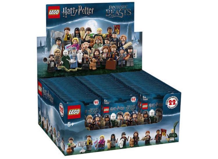 LEGO 71022 - Harry Potter und Phantastische Tierwesen - Minifiguren Serie Thekendisplay 60 Tüten - bei BuB Spielwaren