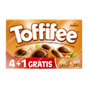 [Aldi-Nord] Stork Toffifee 4+1 für 4,79€