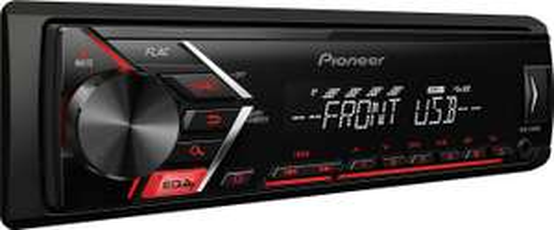 Wochenangebote bei comtech: Autoradio Pioneer MVH-S100UB ~30€, Bluetooth-Kopfhörer ~34€, Warmluftbürste ~45€, Bodygroomer ~60€