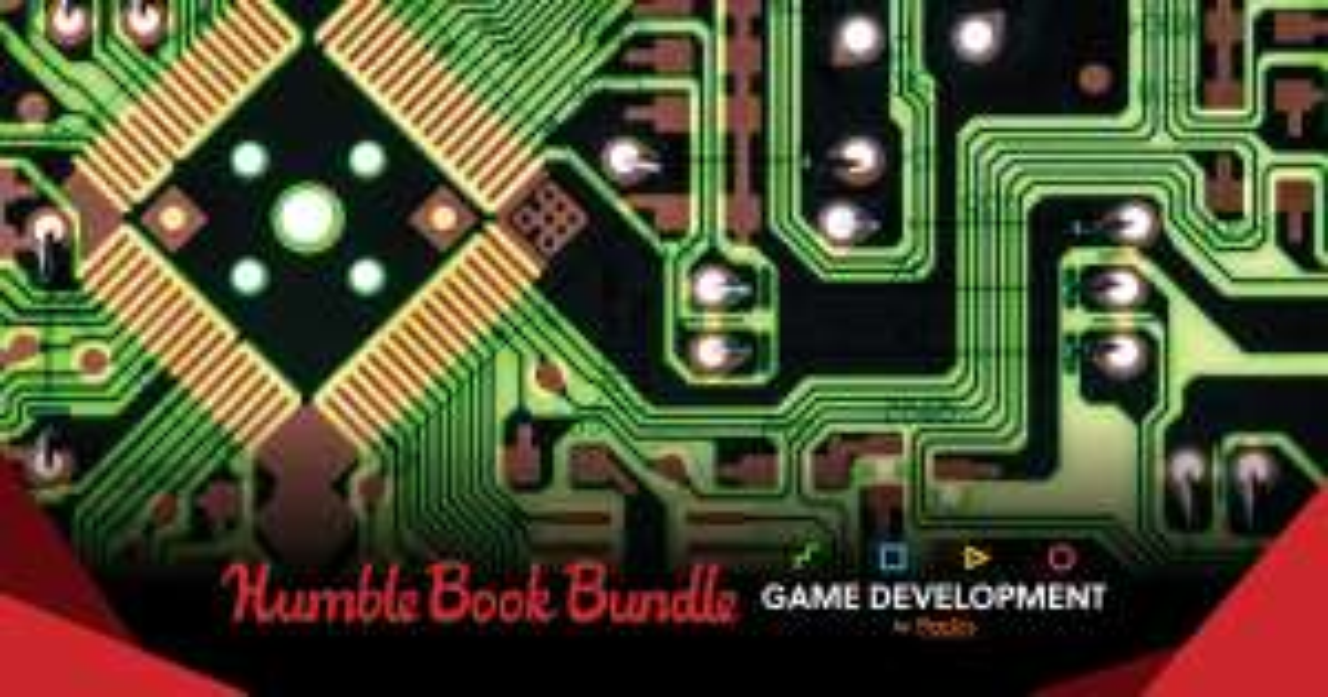 [Humble Book Bundle] Game Development