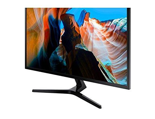 Samsung U32J592UQU (32 Zoll) Monitor (HDMI, 4ms (G/G), UHD, DP, 3,5 mm Kopfhörer, 3,840 x 2,160 Pixel 270 cd/m²) [Bestpreis]