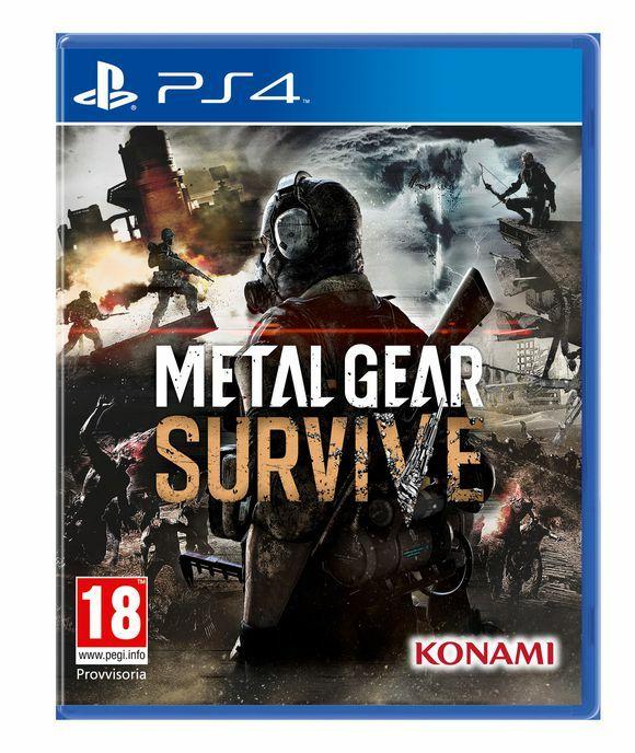 Metal Gear: Survive(PS4)