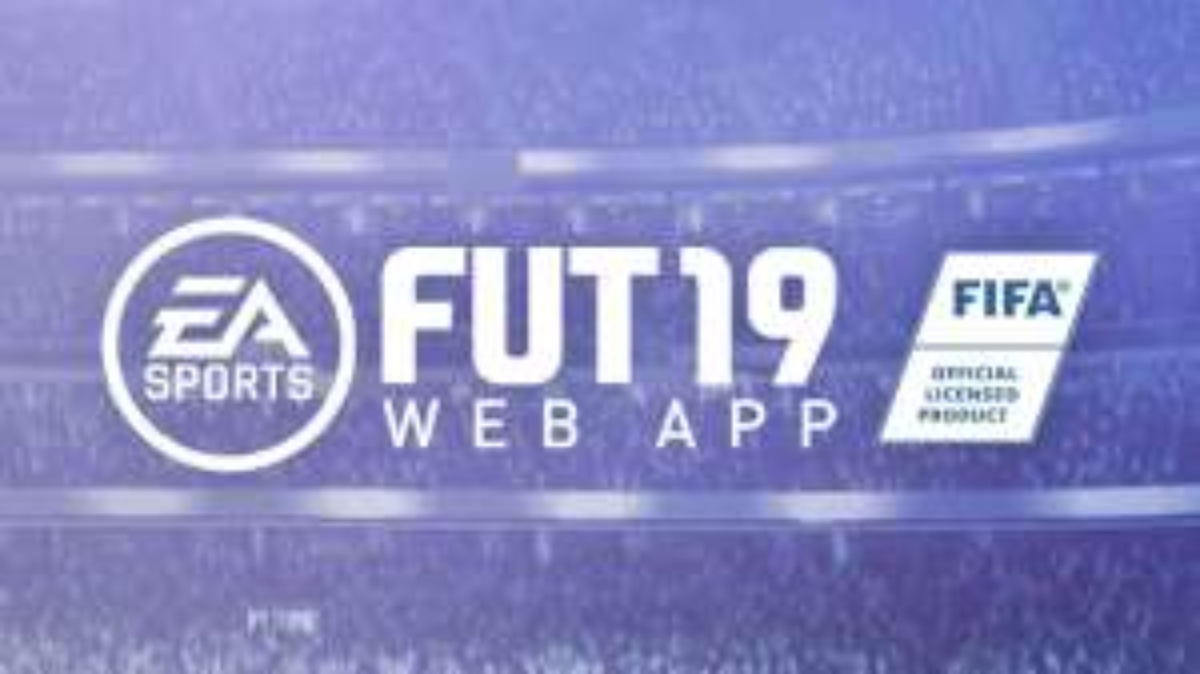 Release FIFA 19 Web App ist live, es gibt Free Packs!