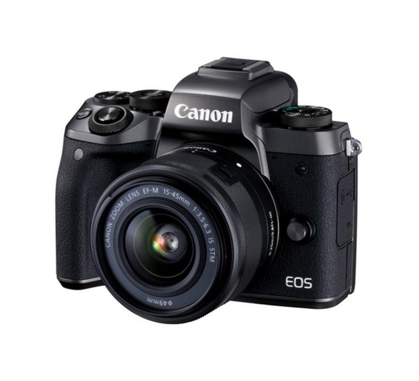 (Schweiz - BRACK Daydeal) Canon EOS M5 + 15-45mm - €530/599 CHF