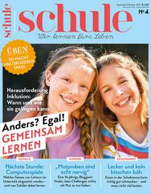 Schule Magazin Probeabo (2 Ausgaben) für 0,98 €
