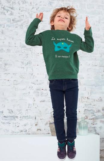 20% Rabatt auf Hosen bei [vertbaudet] z.B. Slim Jeans für Jungs inkl. Versand