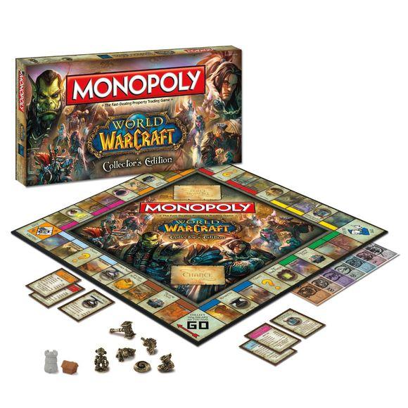 World of Warcraft Monopoly (englische Version)