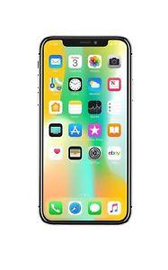 Apple iPhone X - Space Grey - 64GB | NEU und mit ausgewiesener MwSt.