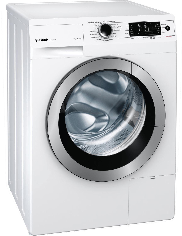 Gorenje-Waschmaschinen bei AO: W8554 TX/I (A+++, 8kg, 1400 U/min) oder WA7460P (A+++, 7kg, 1600 U/min)