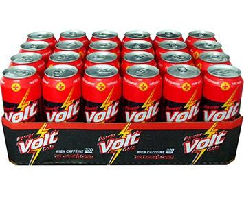 Bis zu 3 mal 24 x 0,33l VOLT Cola gratis (inkl. Pfand und VSK) gegen kreative Video Einsendung