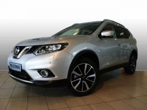 Nissan X-Trail N- Vision im Privat- und Gewerbe-Leasing für 169 € mtl