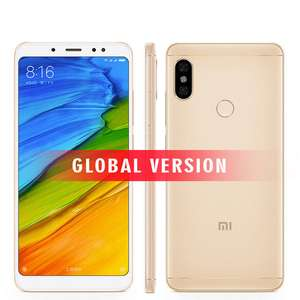 [Banggood] Xiaomi Redmi Note 5 Global 4GB 64GB für163,80€ Gold Zollfreiversand