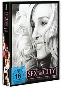 Amazon Prime--->Sex and The City-Die komplette Serie (18 DVDs)