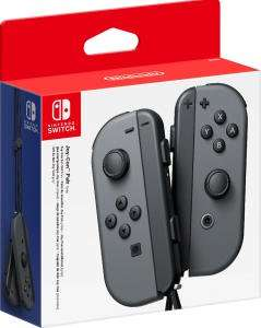 Nintendo Switch Joy-Con 2er-Set (Grau) für 52,92€ (ToysRUs)