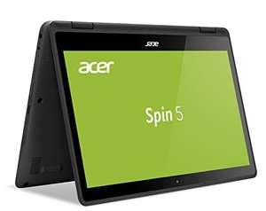Acer Spin 5 SP513-52N-55AZ 33,8 cm (13,3 Zoll Full-HD IPS Multi-Touch) Convertible Laptop