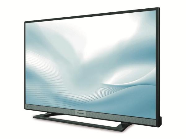 "LED-TV GRUNDIG 22 GFB 5730, 22"", schwarz, EEK: A 12V"
