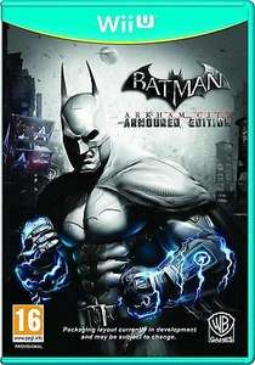 Batman: Arkham CityArmoured Edition (Wii U)