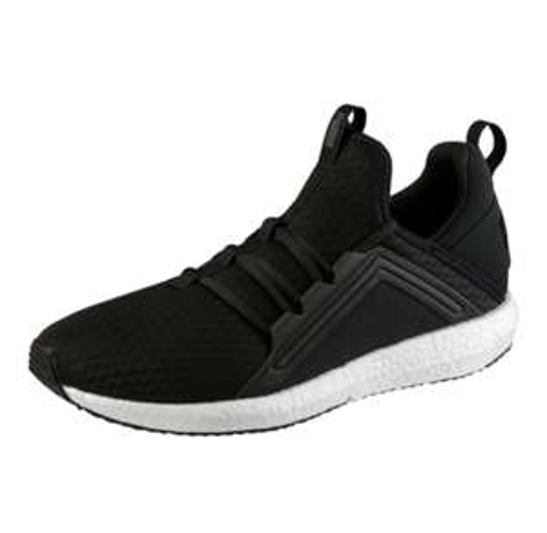 [Puma] Mega NRGY (selbes Material wie Adidas Boost) schwarz + weiße Sohle (Größe 40-47)