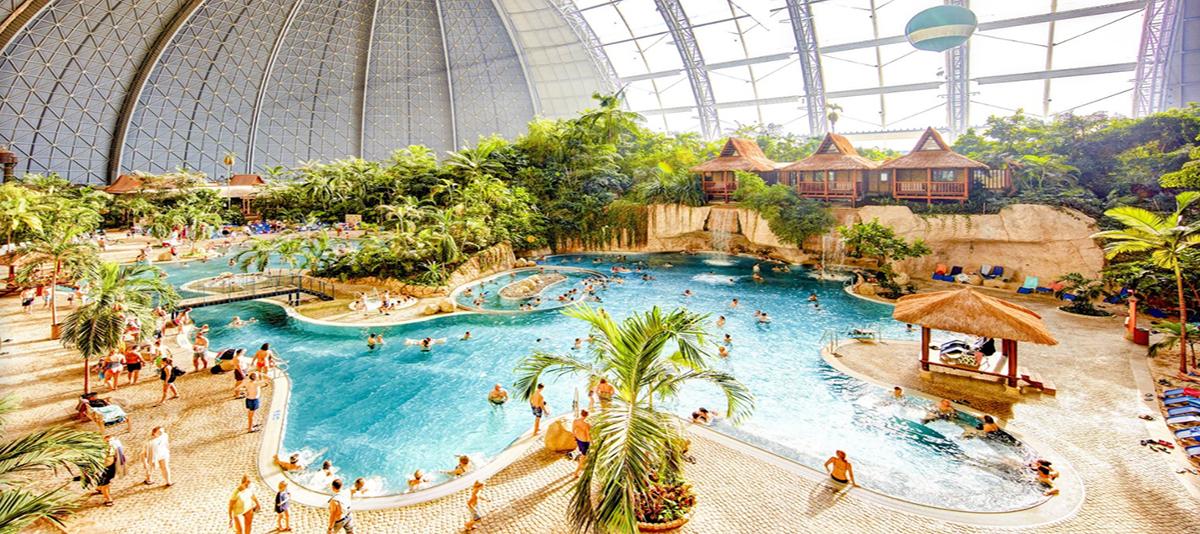 Tropical Island Berlin Special mit Van der Valk Hotel 3 Tage